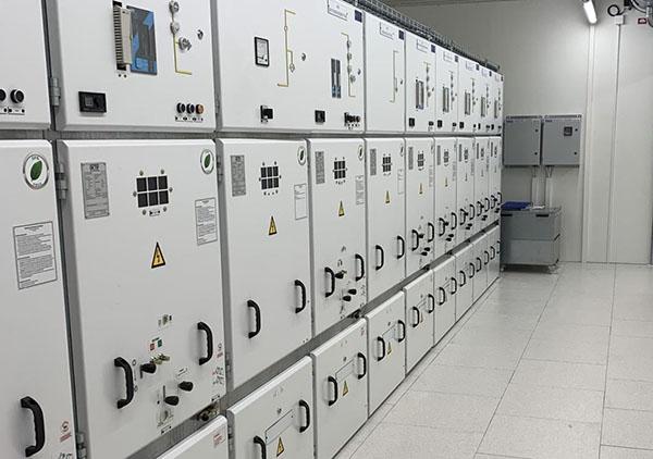 Lösningar för eldistribution - Energi - Harju Elekter